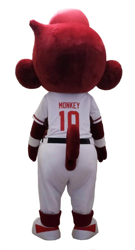 Trang phục múa rối (trang phục múa rối) -Lotte Peach Monkey (Sheng) & Ape Kid 2