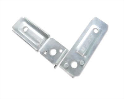 CGF 雙片式法蘭彎角(直管專用)