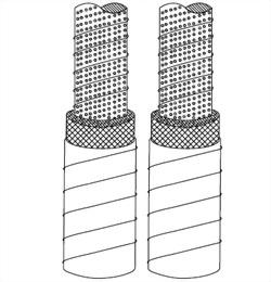 雙層螺旋管 2