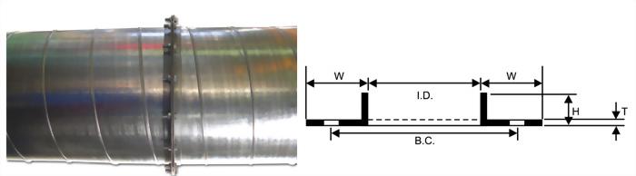 FA 角鐵圓型法蘭 2