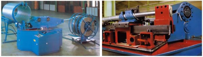 世界最先進之螺旋風管成型機 2