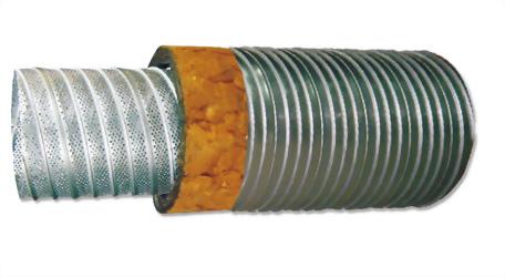 DSD消音雙層螺旋風管 3