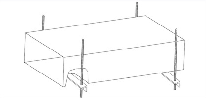 角鐵吊架 2