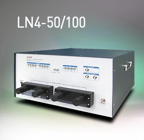 電源阻抗穩定網路 LN4-50 / 100