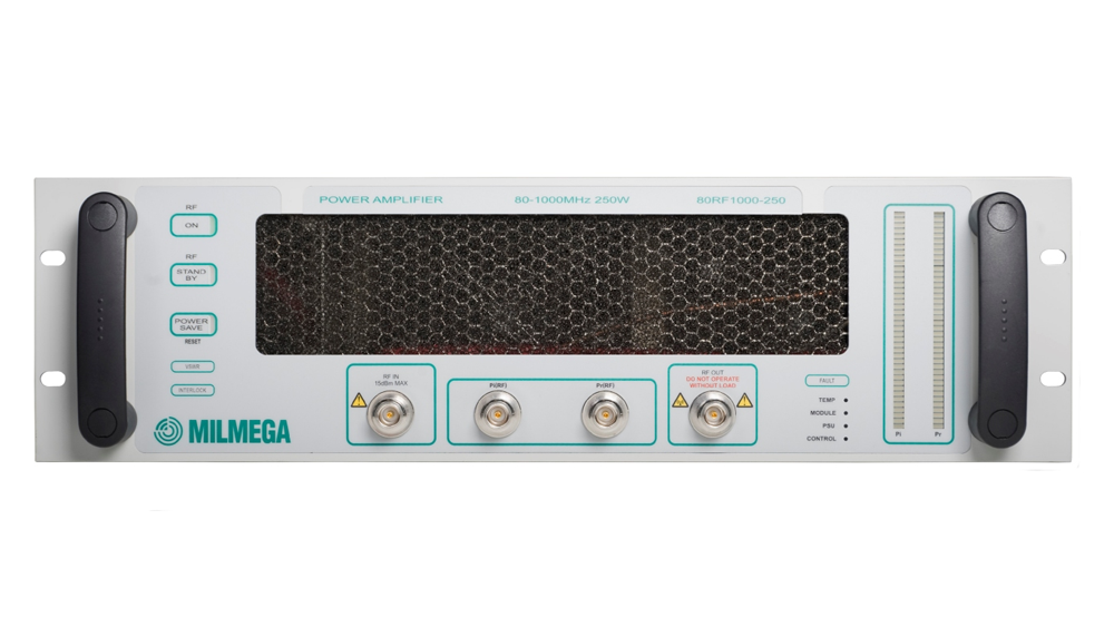 80RF1000-300 300W Solid State Amplifier