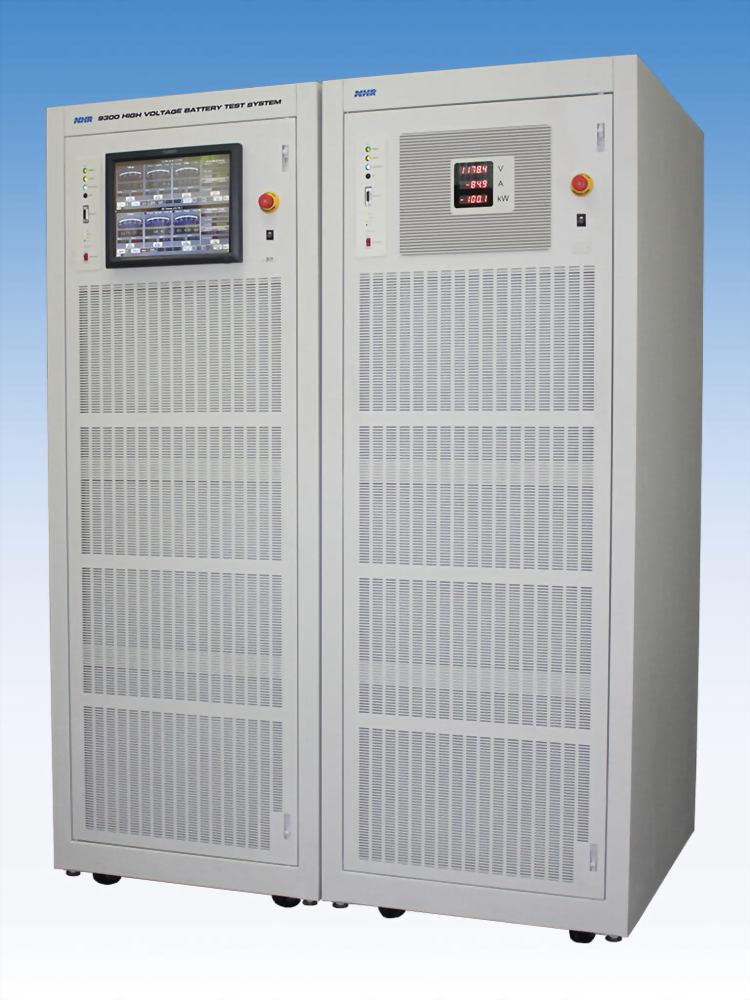9300 高電壓電池測試系統