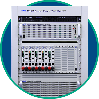 多通道電源產品測試系統 S600