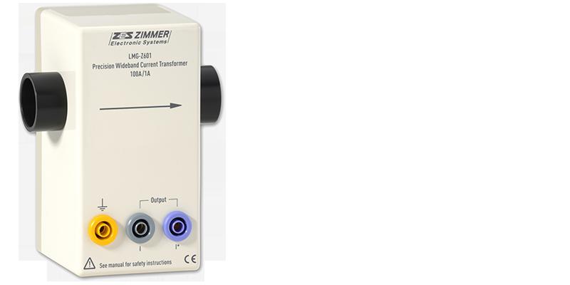 交流寬頻電流感測器