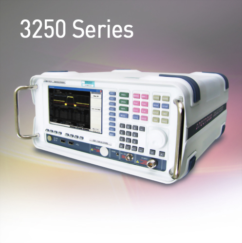3250 series Spectrum Analyzer
