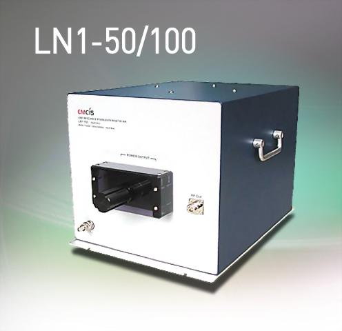 LN1-50 / 100 電源阻抗穩定網路