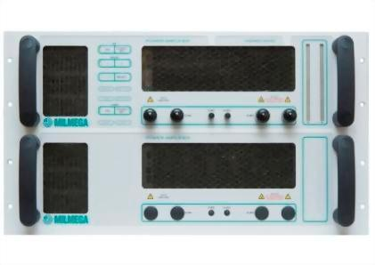 AS0860B-50/50 Solid State Amplifier