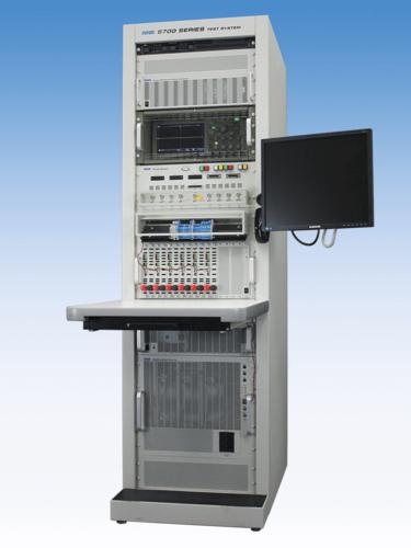 工程特徵化/設計驗證測試系統 5700