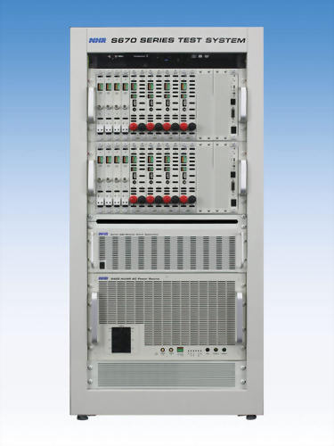 S600 多通道電源產品測試系統