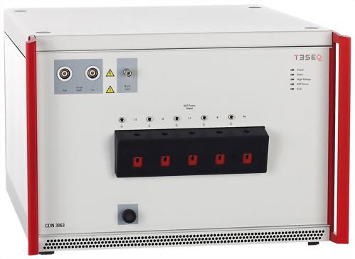 三相耦合/去耦合網路 CDN 3063