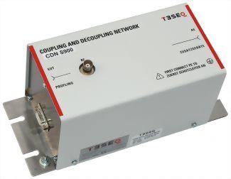 遮蔽線耦合/去耦合網路 CDN S Series