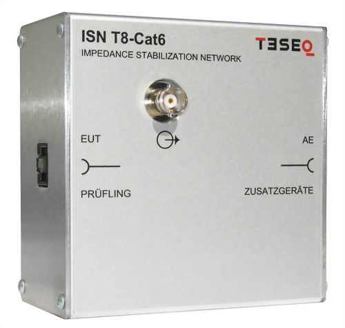 阻抗穩定網路 ISN T8-Cat6