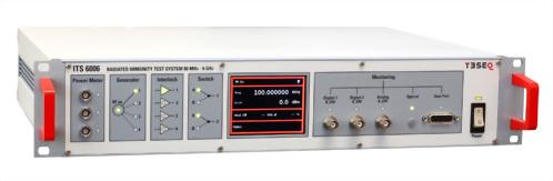 輻射耐受測試系統 / 射頻耐受測試系統 ITS 6006B