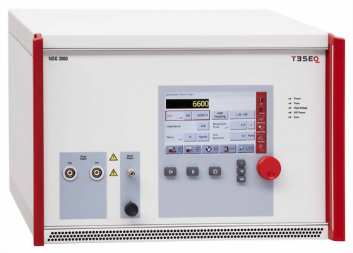 多功能雷擊測試系統 / 雷擊機 / 雷擊產生器 NSG 3060