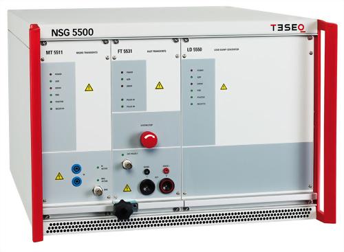 車規電磁耐受測試系統 NSG 5500