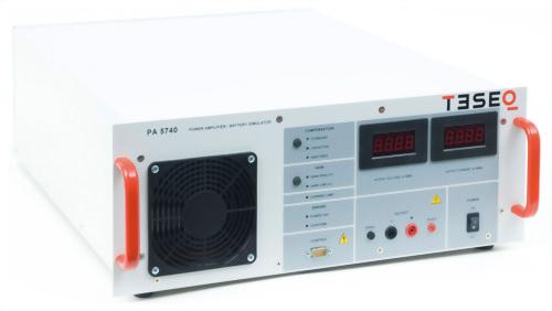功率放大器/電池模擬器 PA 5740