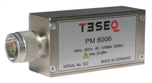 射頻功率感測器 / 射頻功率計 PMU 6006