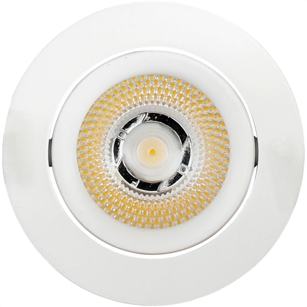 5W COB 白烤漆崁燈
