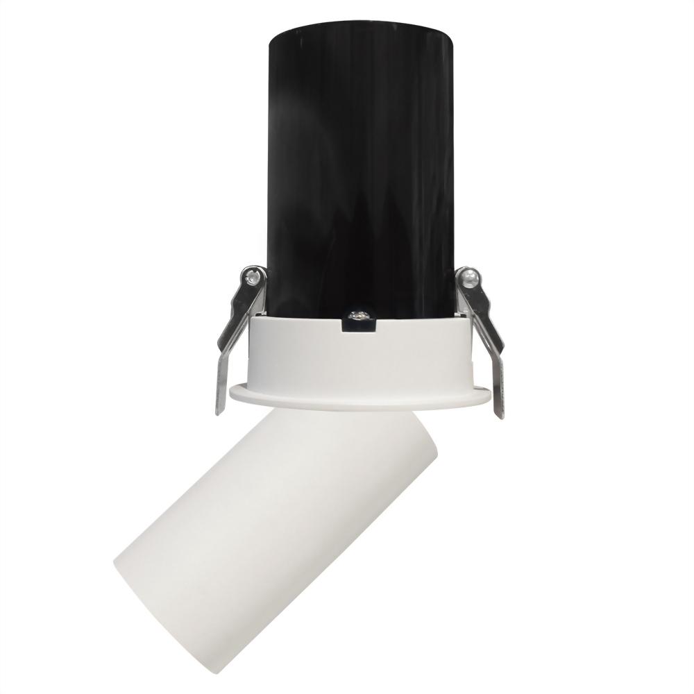 8W 可伸縮,旋轉,調角投射崁燈 崁6.5cm