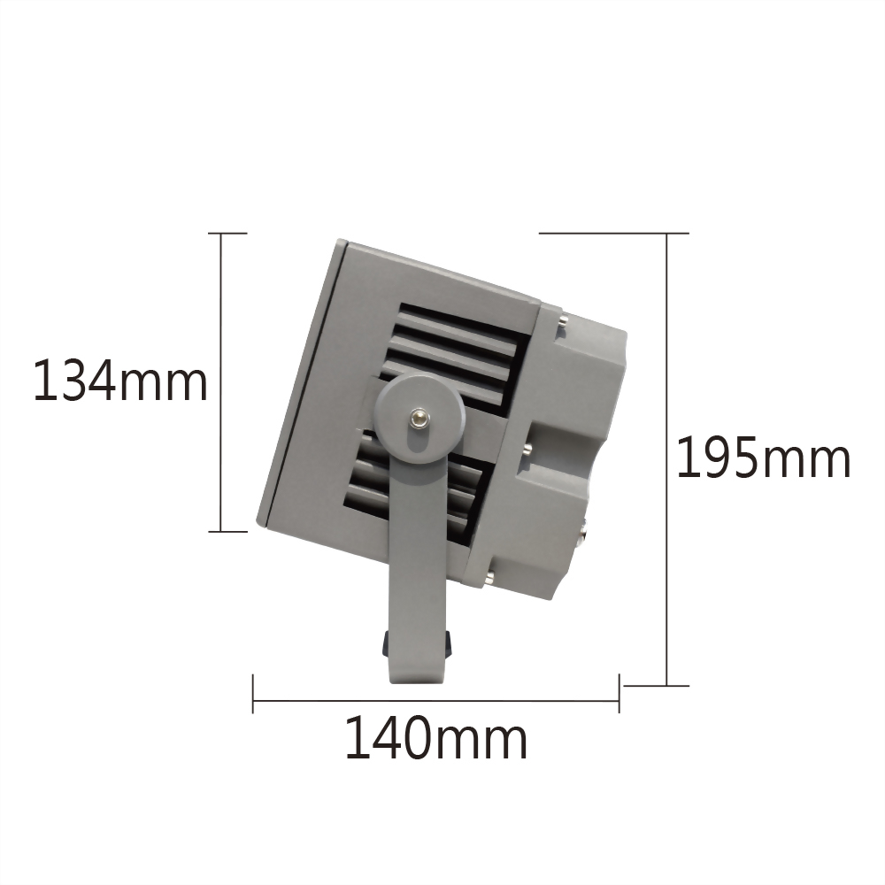 30W 16燈 壓鑄鋁投光燈