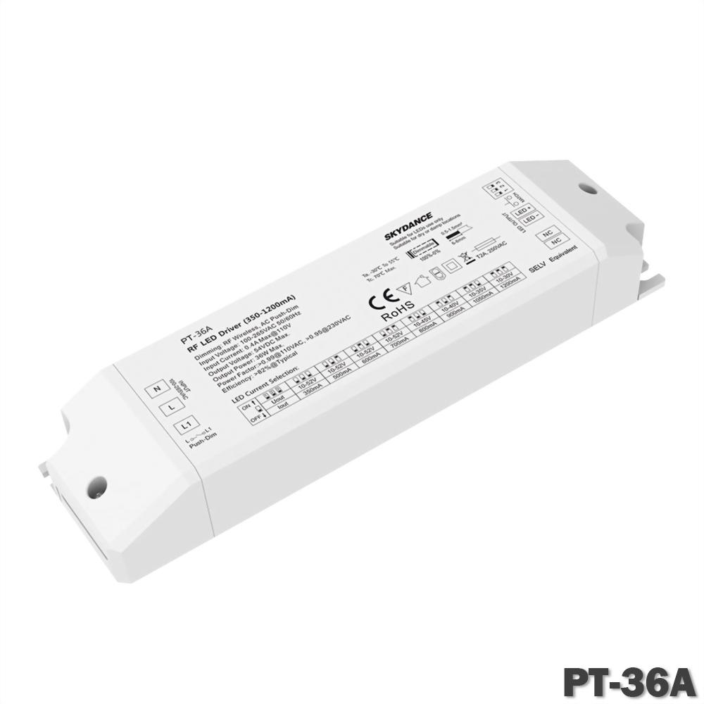 2.4G 36W調光定電流變壓器