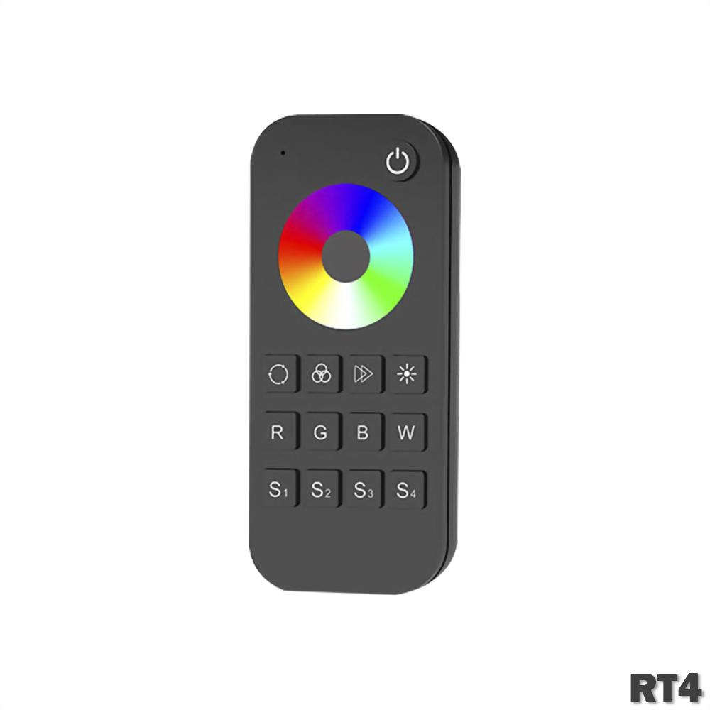 2.4G RGB/RGBW 單區遙控器