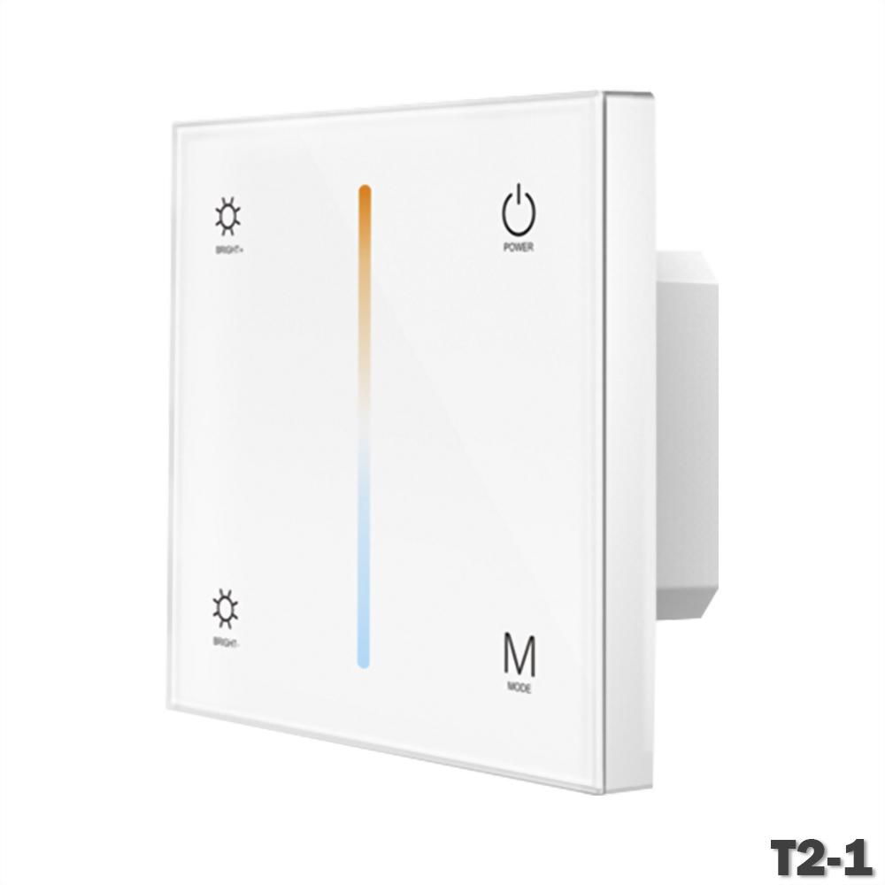 2.4G 調光調色溫觸控面板