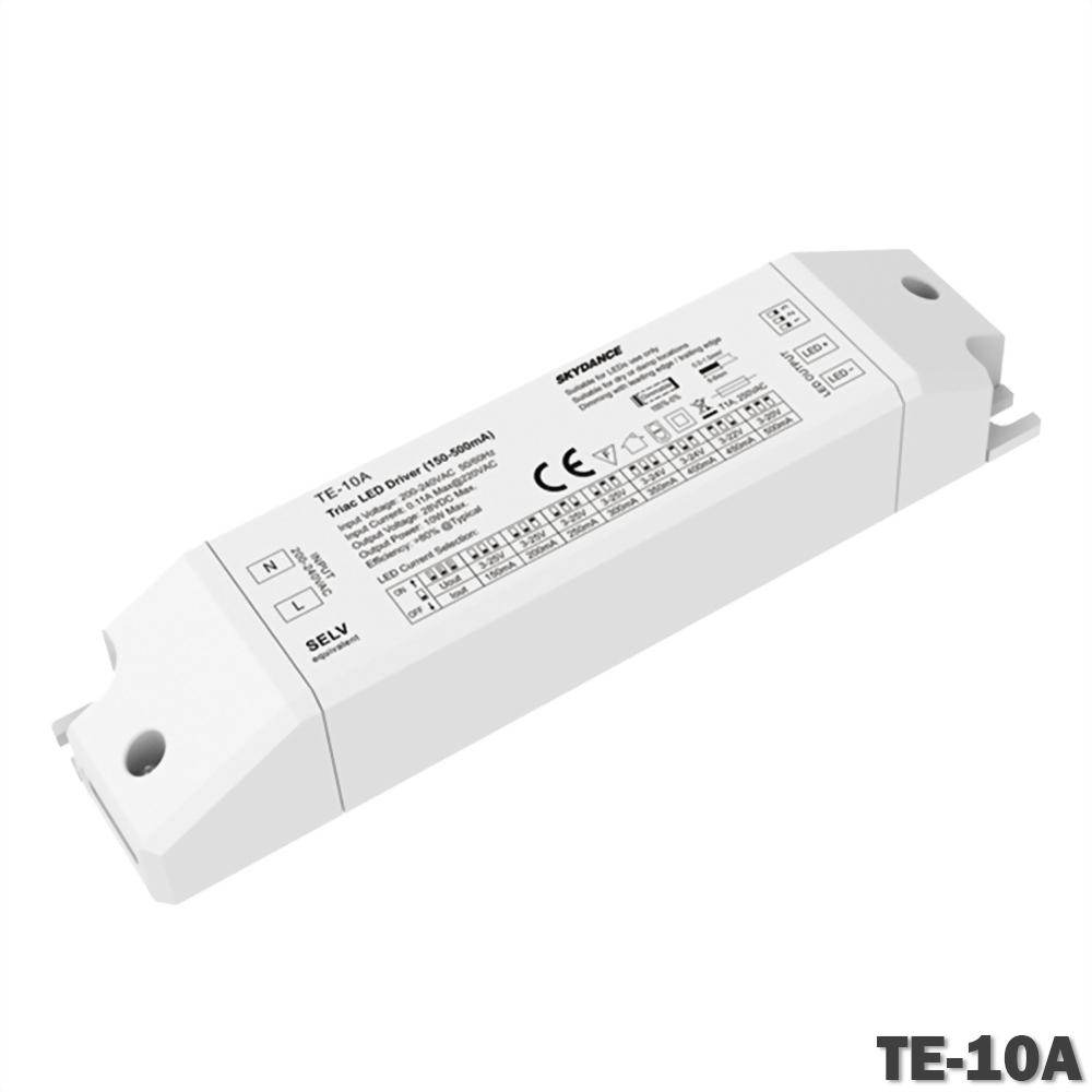 10W 150-500mA 可控矽調光電源