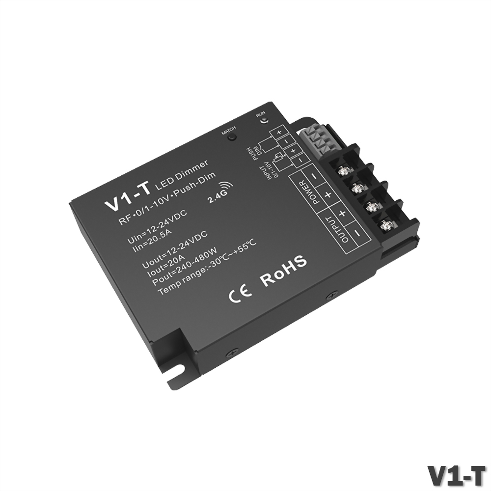 240-480W 單迴路控制器