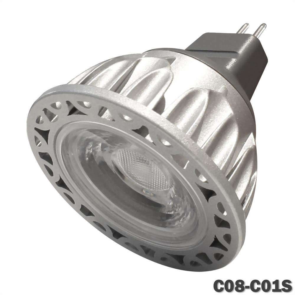 8W COB Nichia MR16杯燈