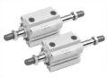 JIS Double Rods Cylinders