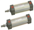 JIS Double acting single rod cylinders