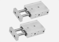 Dual Rods Cylinders