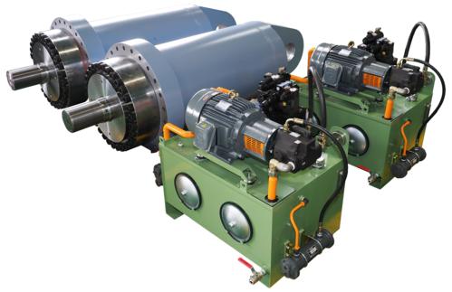 油壓與電控整合系統