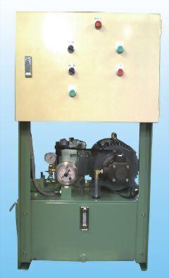 氣壓與電控整合系統