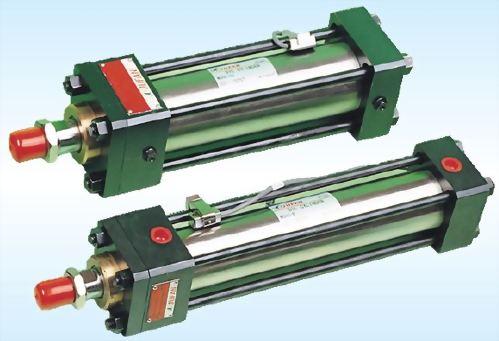 MGHC2標準柱型感應油壓缸