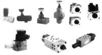 Hydraulic Flow Control Valves
