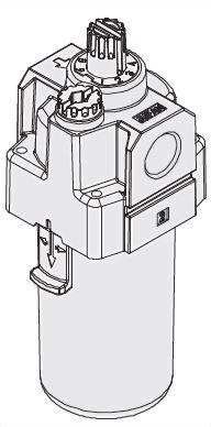 Micro-Mist Lubricator