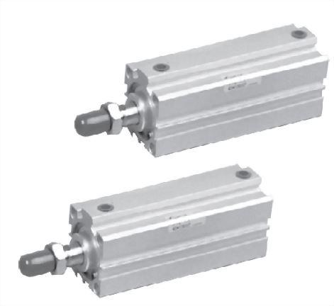 JIL薄型長形程複動氣缸