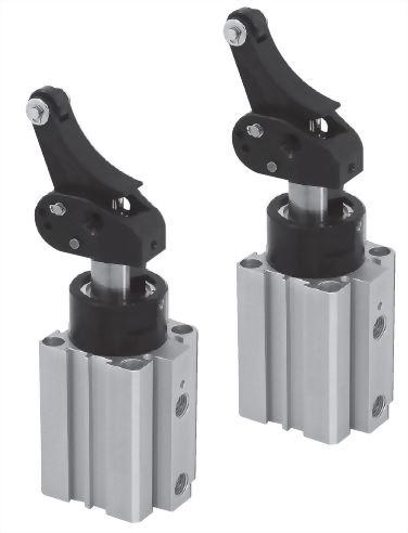 stopper cylinder JST-A/B Series