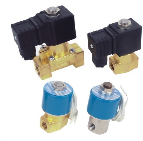 2-Port direct-acting valves JSVD-220 Series