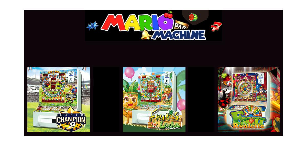 Mario Machine