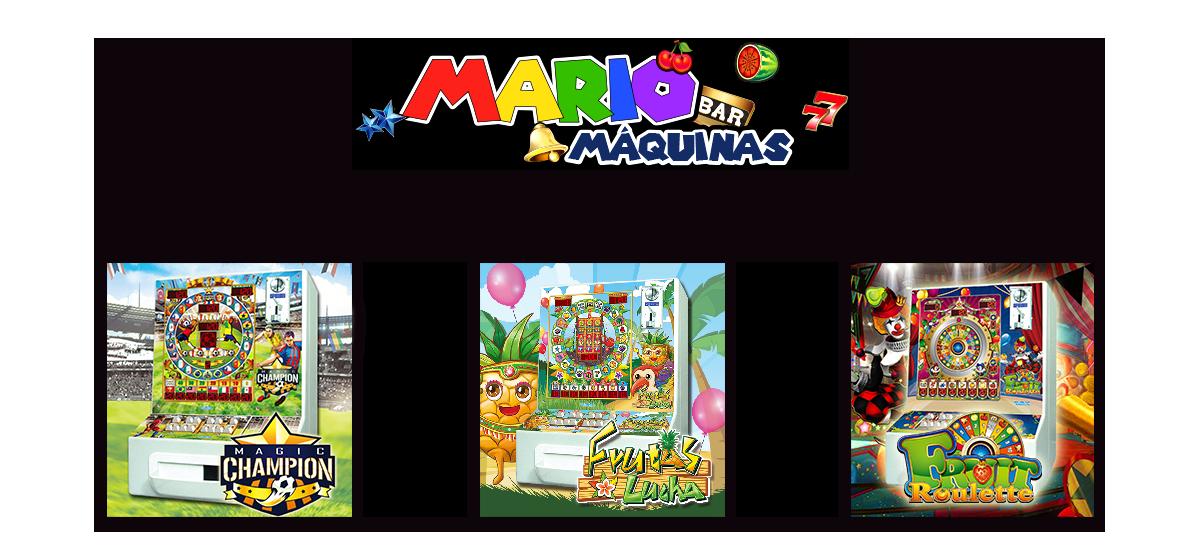 Mario Máquinas