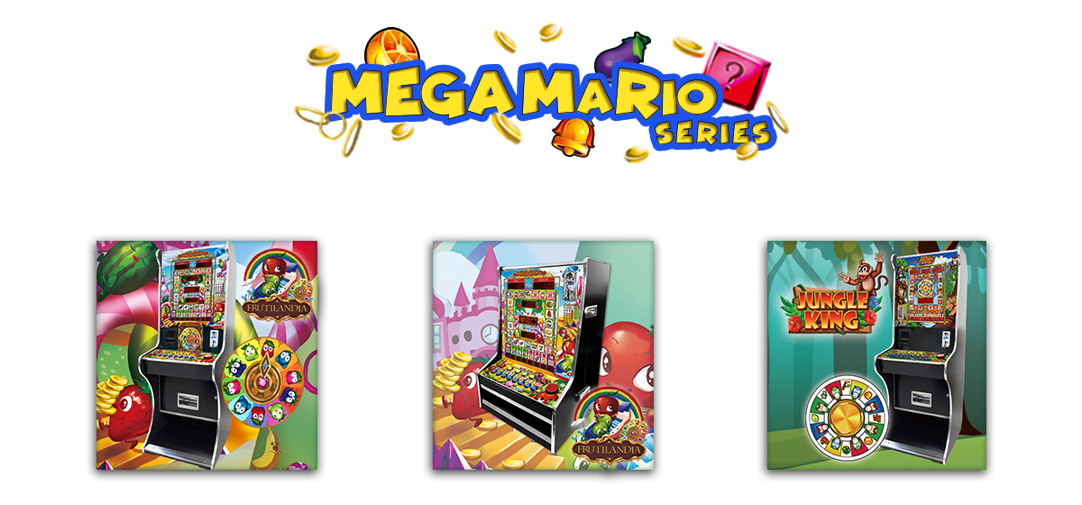 Mega Mario Machine