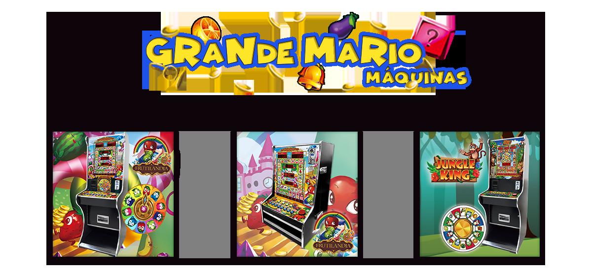 Grande Mario Máquinas