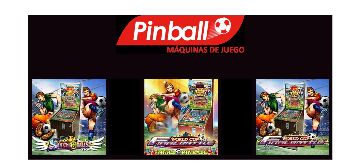 Pinball Máquinas de Juego